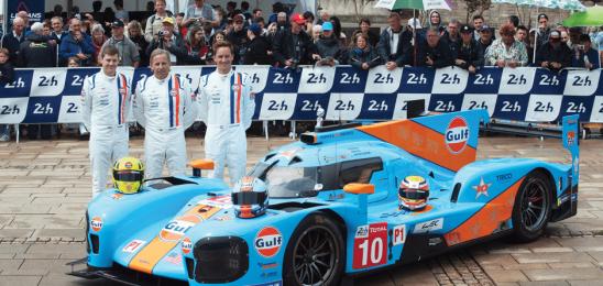 Trico returns to Le Mans