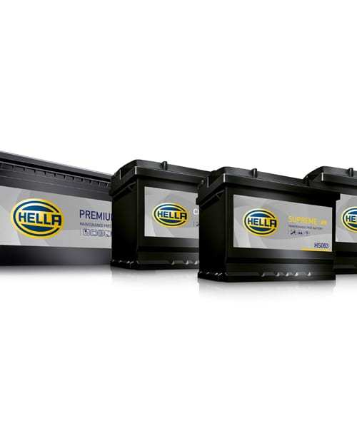 HELLA highlights the opportunity to proactively sell batteries