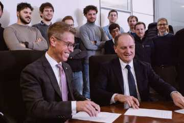 DAYCO AND POLITECNICO DI TORINO STRENGTHEN HYBRID ELECTRIC VEHICLE RESEARCH PARTNERSHIP