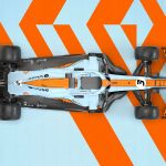 McLaren bring iconic Gulf Oil colours to F1