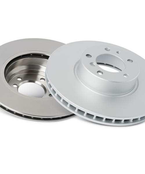 New pads and discs at Mintex