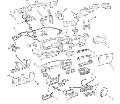 Ford Bronco 2 Stereo Wiring Diagram