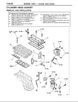Mitsubishi Space Star (1999-2003) service manual