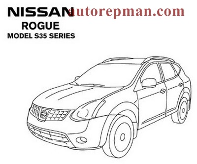 2011 Nissan Rogue Repair Manual free download programs
