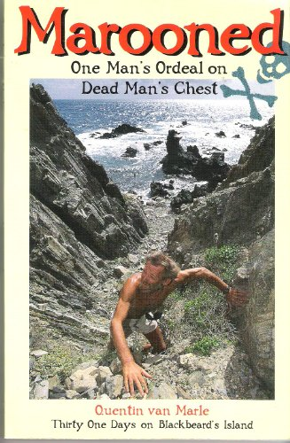 Quentin van Marle Dead Chest Island book