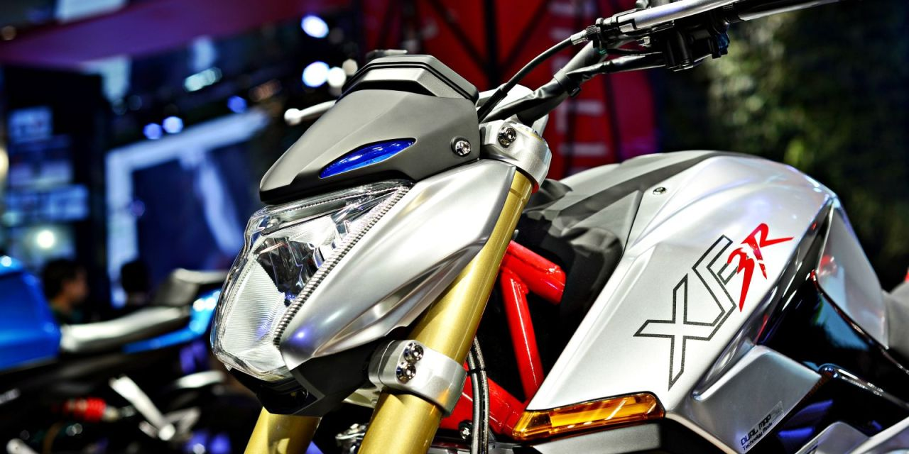 Hero MotoCorp upcoming 300cc XF3R, All Set to Launch in India