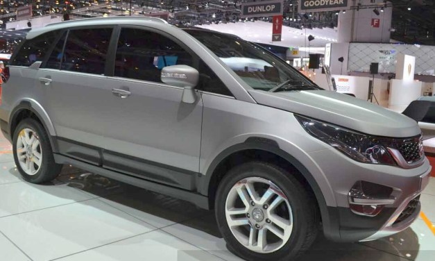 Tata Hexa: Crafted to lead its segment