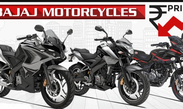Sharp increase in Market share of Bajaj Motorcycles in June 2018 quarter