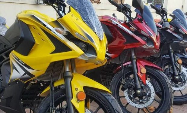 Chinese Manufacturer XongSeng launches copycat of Pulsar RS200 in Pakistan
