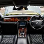 Jaguar full custom interior