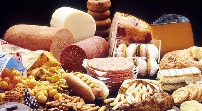 Dieta alta en colesterol