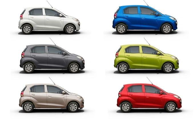 Hyundai-Santro-colors