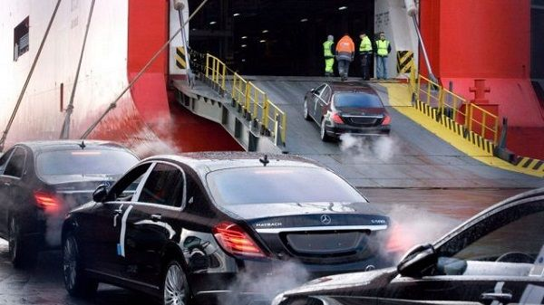 Imported cars in Nigeria