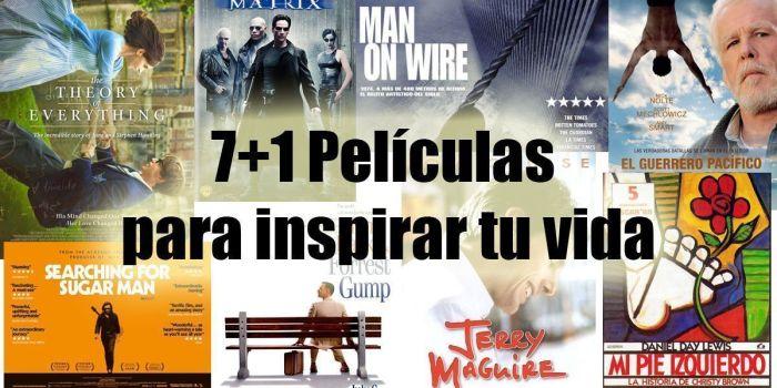 Películas inspiradoras