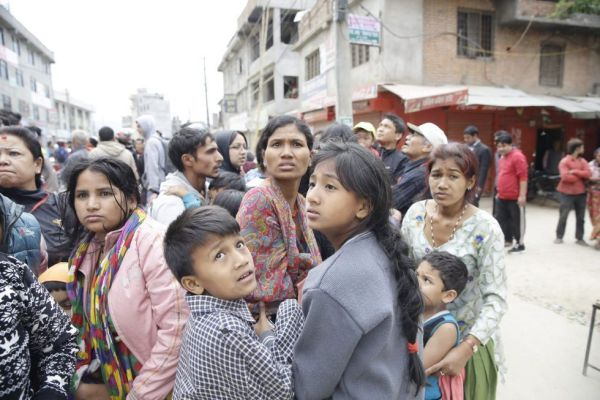 Terremoto en Kathmandu