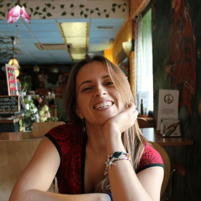 Foto de Marina Díaz - Psicosupervivencia