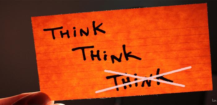 9 estrategias para dejar de pensar demasiado de forma inmediata