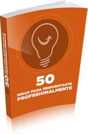 ebook 50 ideas para reinventarte profesionalmente