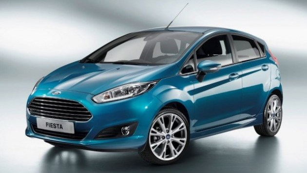 Ford Fiesta KD 2014