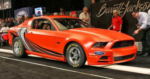 Ford Mustang Cobra 2014