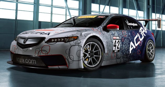 Acura TLX Racer 2015