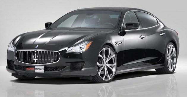 Maserati Quattroporte 2015 by Novitec
