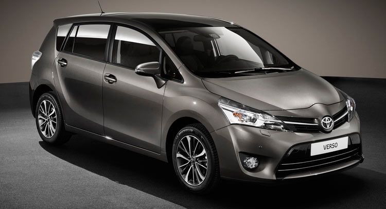 toyota verso 2016 a precios desde 21 950 en espa a autos hoy. Black Bedroom Furniture Sets. Home Design Ideas