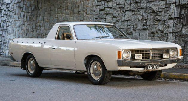 Chrysler Valiant 1975
