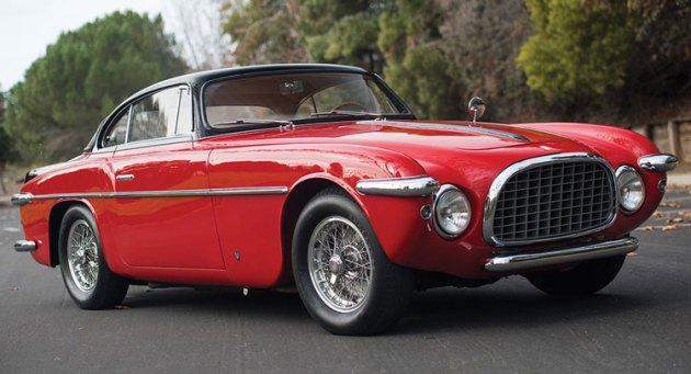 Ferrari 212 Inter Coupe 1953