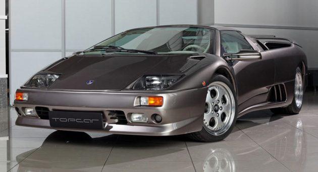 Lamborghini Diablo VT 1995