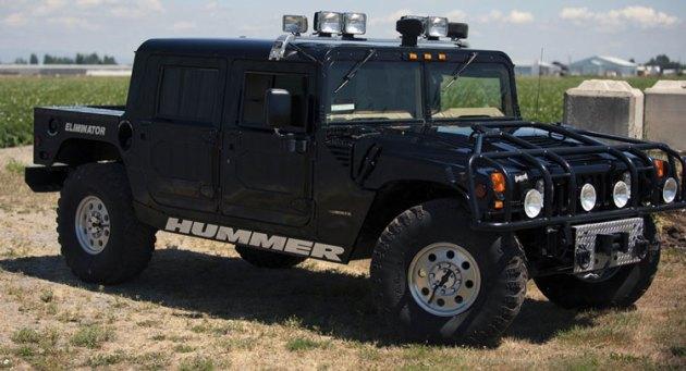 Hummer H1 1996