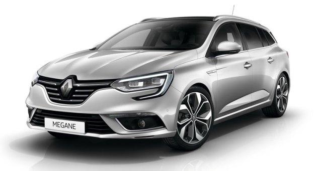 Renault Megane Estate 2017