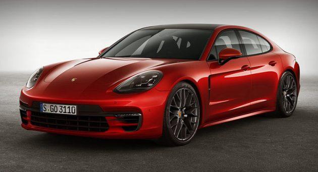 Porsche Panamera GTS 2017
