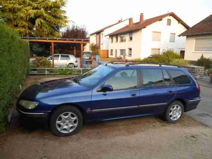 Peugeot 406 Break 3.0 V6 24 V mit