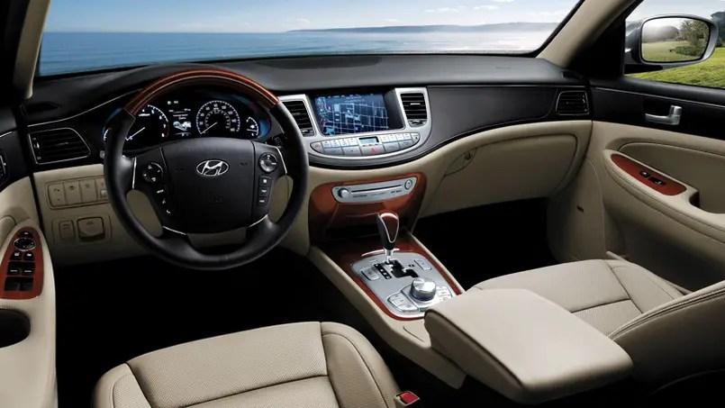 Fotos Do Hyundai Genesis Autos Cultura Mix