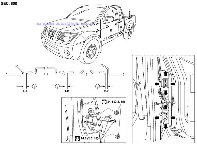 Manual De Reparacion Nissan Frontier 2008