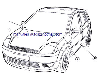 Manual De Reparacion Ford Fiesta 2002 2003 2004 2005 2006 2007