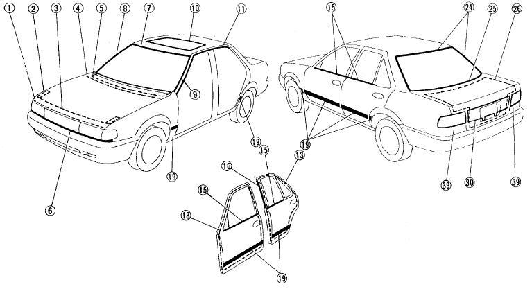 Manual Reparacion Taller Nissan Tsuru 1988 1989 1990 1991