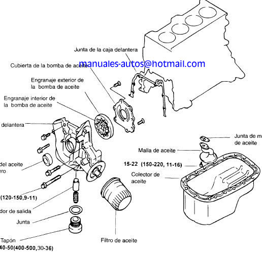Hyundai Accent Excel 2004 2005 Manual De Reparacion y
