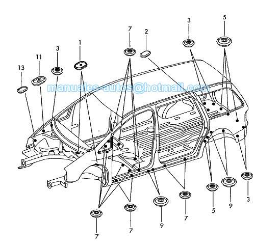 Volkswagen Escarabajo Manual Reparacion