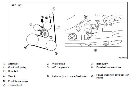 Toyota Tundra 2000 2001 Manual Automotriz de Mecanica Servicio