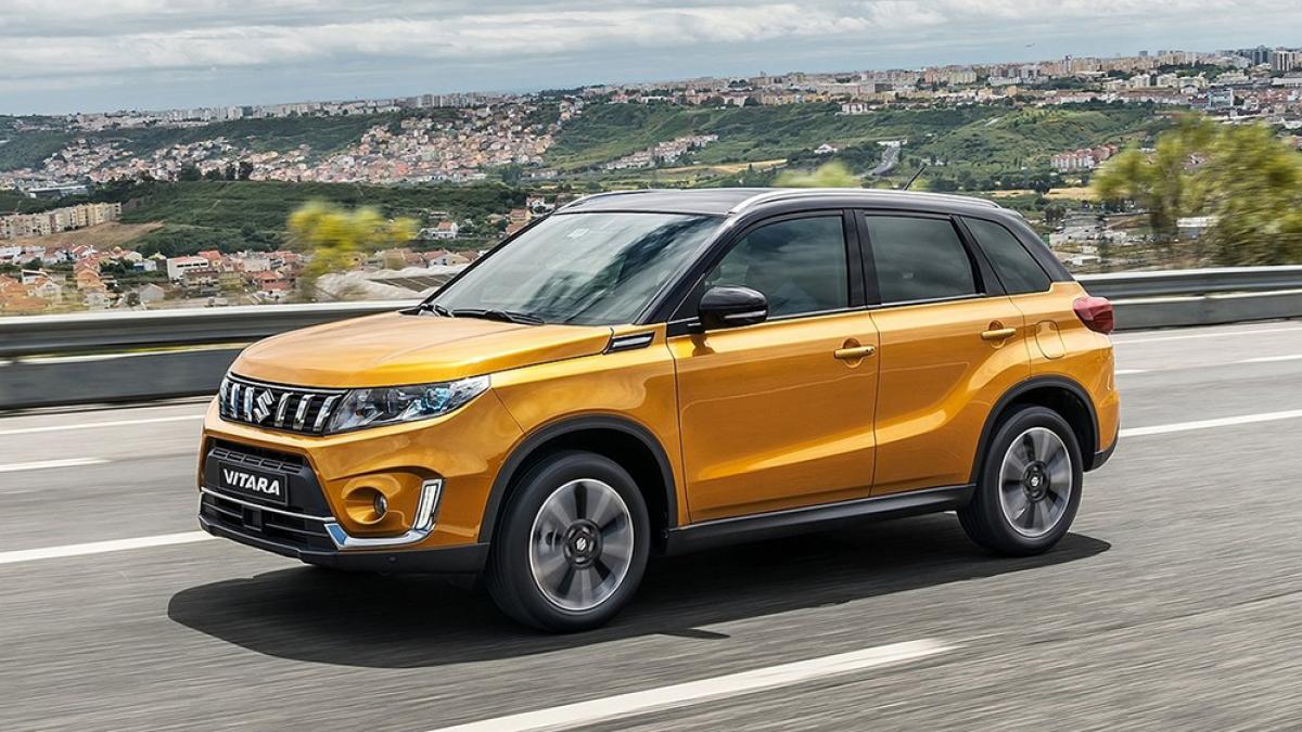 Suzuki 2019 Vitara(NEW) S | 品牌影音 - Yahoo奇摩汽車機車