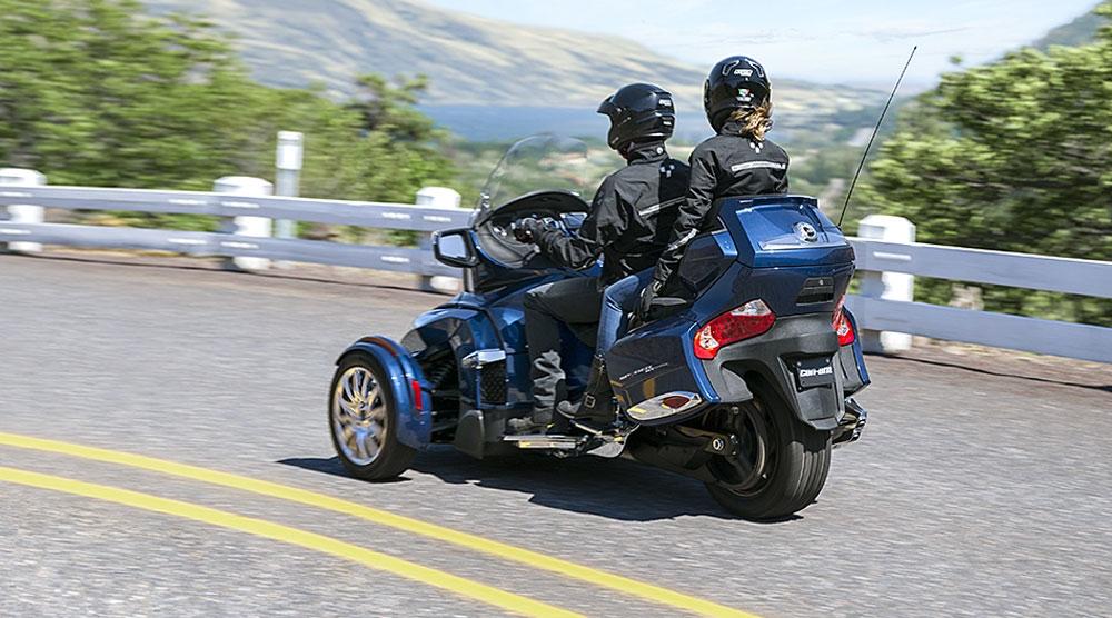 Can-Am 2019 Spyder RT Limited ABS | 車款介紹 - Yahoo奇摩汽車機車