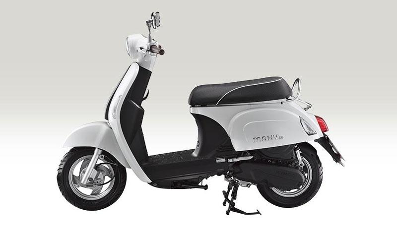 50+ 50cc 車種 - カックス