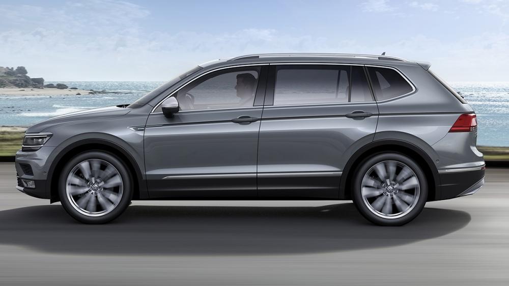 Volkswagen 2018 Tiguan Allspace 280 TSI Trendline | 規格配備 - Yahoo奇摩汽車機車