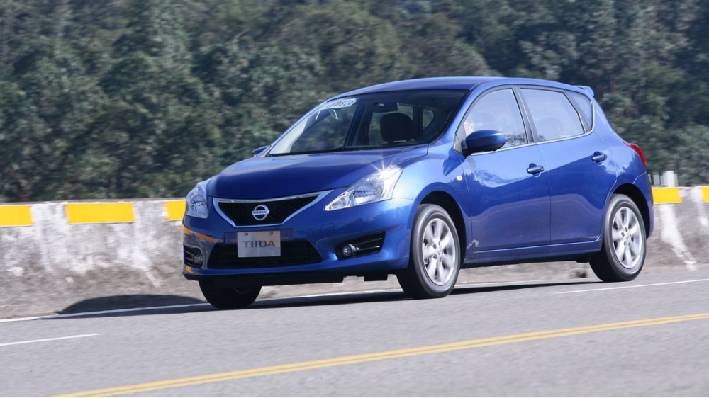 Nissan 2014 Tiida 5D 豪華版 | 中古行情 - Yahoo奇摩汽車機車