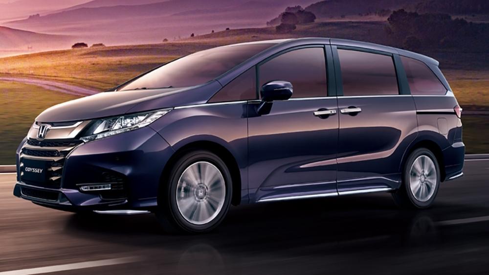 Honda 2018 Odyssey 2.4 Elite七人座 | 車款介紹 - Yahoo奇摩汽車機車