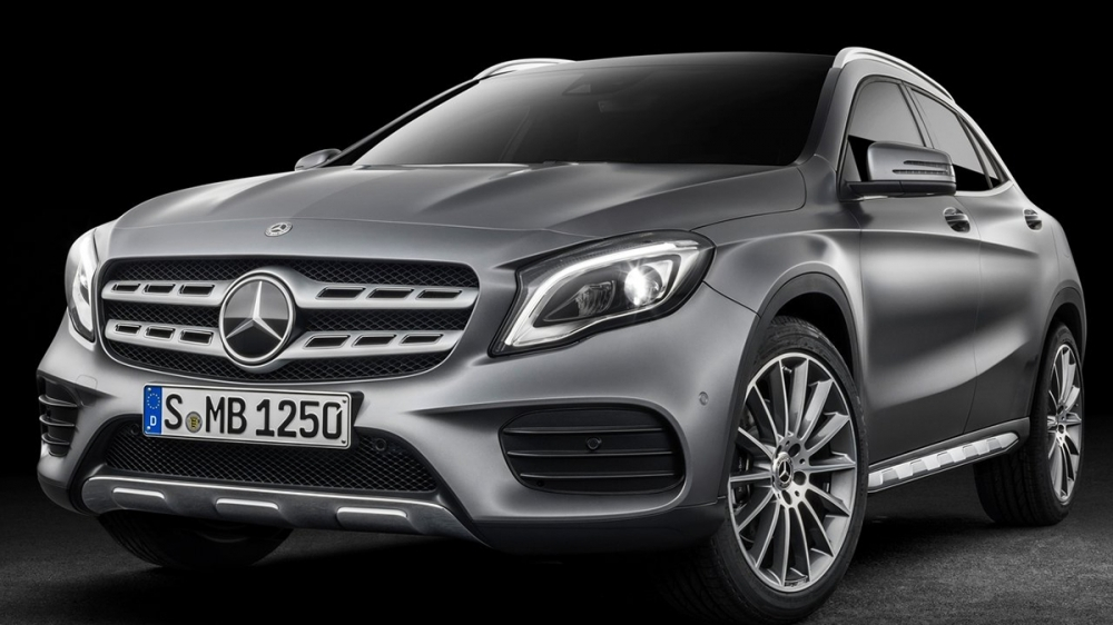 M-Benz 2019 GLA 180運動版   車款介紹 - Yahoo奇摩汽車機車