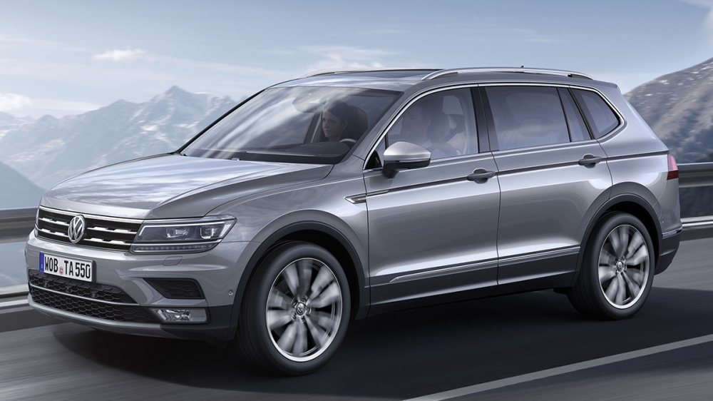 Volkswagen 2018 Tiguan Allspace 330 TSI Highline | 規格配備 - Yahoo奇摩汽車機車
