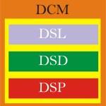 Sub-modules of DCM